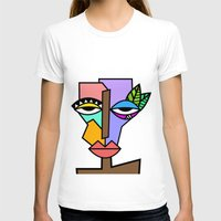 tribal T-shirts featuring Tribal by Andrea Silvestri