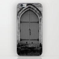 Lasciate Ogni Speranza iPhone & iPod Skin