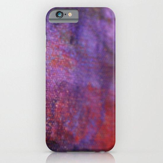 Red Vastness iPhone & iPod Case