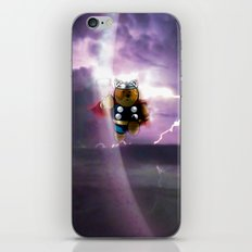 Super Bears - ACTION! the Mighty One iPhone & iPod Skin