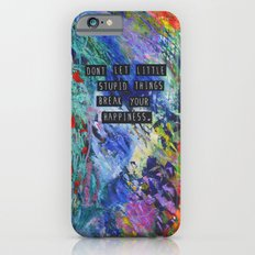 InspirationalCollages.tumblr 2 iPhone 6s Slim Case