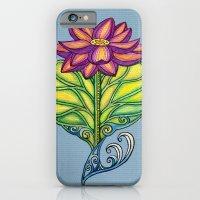 Lotus in Love iPhone 6 Slim Case