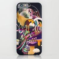iPhone & iPod Case featuring HOMER ON ACID by Mathis Rekowski