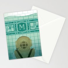 Flooded Stationery Cards