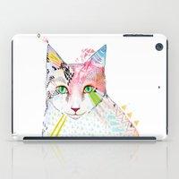 Cat / March iPad Case