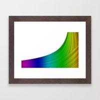 sonsuz Framed Art Print