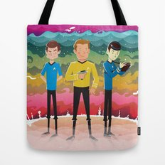 Strange New Worlds Tote Bag