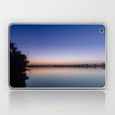 Sunset at the lake. Laptop & iPad Skin