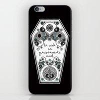 The Life iPhone & iPod Skin