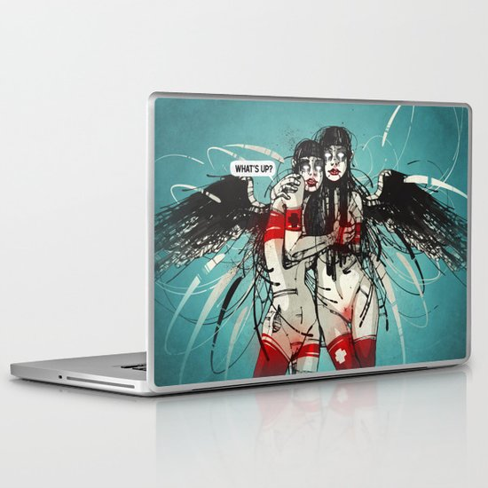 Nymph II: Exclusive Laptop & iPad Skin