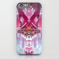 iPhone & iPod Case featuring Spinal Tyrant by Andre Villanueva