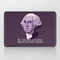 It Is Far Better To Be A… iPad Case