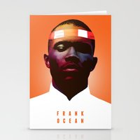 Frank Ocean Stationery Cards