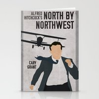 North By Northwest Stationery Cards