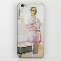 Pledge Class iPhone & iPod Skin