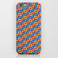 iPhone & iPod Case featuring Pattern 0007 by Carlton Hibbert