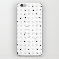 It's Full of Stars iPhone & iPod Skin