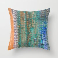 Journey #2 Throw Pillow