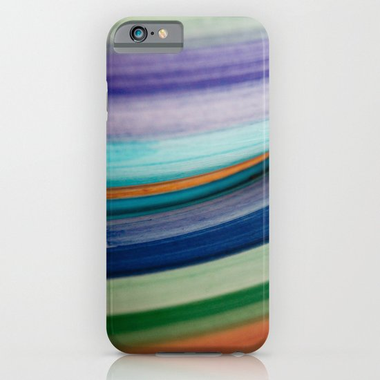 Painted Rainbow iPhone & iPod Case