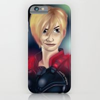 iPhone & iPod Case featuring Calhoun by gottalovedrawing