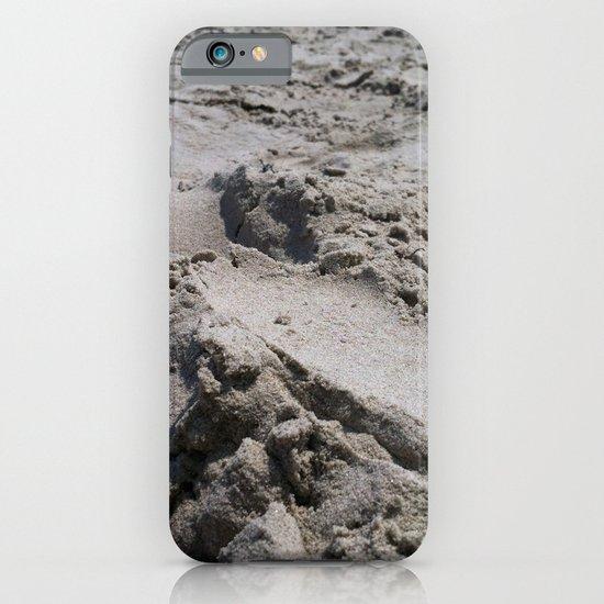 Galveston's Sand iPhone & iPod Case