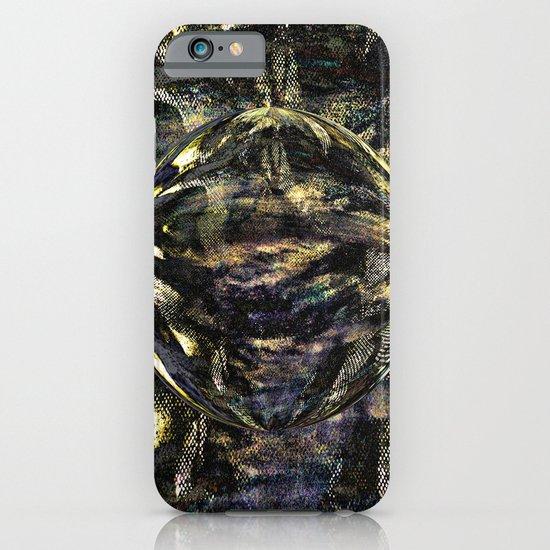 Dark Aluminum Sphere iPhone & iPod Case