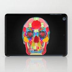 Sweet Sweet Sugar Skull On Black iPad Case