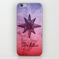Terra Nullius  iPhone & iPod Skin