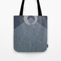 All Things Are One Tote Bag