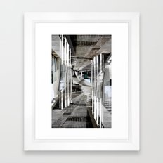 Laberinto Framed Art Print