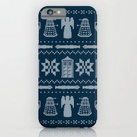 iPhone & iPod Case featuring Who's Sweater by Mandrie