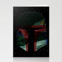 Star Explorer  Stationery Cards