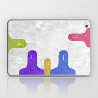 Laptop & iPad Skin featuring People by Inmyfantasia