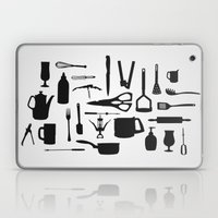 Kitchen Laptop & iPad Skin