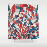 Feel Again Shower Curtain