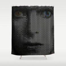 Starman Shower Curtain