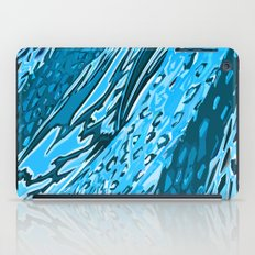 Water Skinning iPad Case
