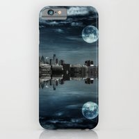 Night In The Reflection iPhone 6 Slim Case