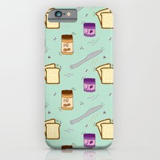 PEANUT BUTTER JELLY TIME iPhone 6s Slim Case
