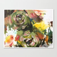 flower arrangement 6 Canvas Print
