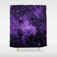 GaLaxy. Shower Curtain