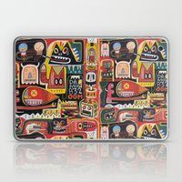 Mutant Pop Corn Laptop & iPad Skin
