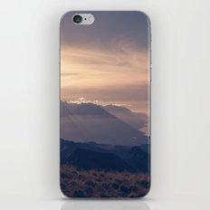 Autumn dusk iPhone & iPod Skin