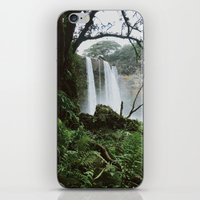 Wailua Falls iPhone & iPod Skin