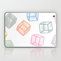 Cubes  Laptop & iPad Skin