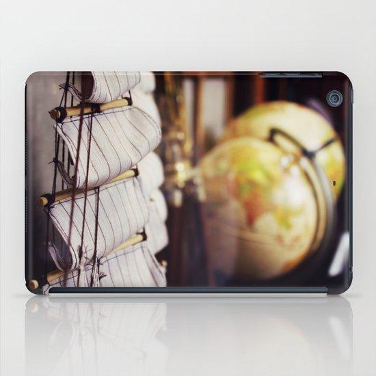 world traveler iPad Case