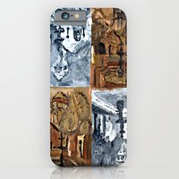 iPhone & iPod Case featuring IGLESIA EN LA SERENA by Greg Mason Burns
