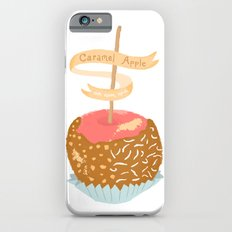 Caramel Apple om nom nom iPhone 6s Slim Case