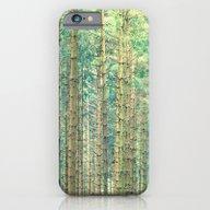 Locked In The Woods #soc… iPhone 6 Slim Case