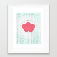 The things that make me different Framed Art Print